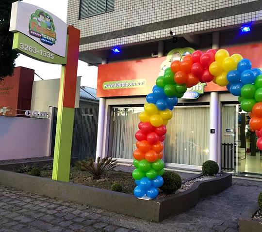 Salão de Festa Infantil em Curitiba